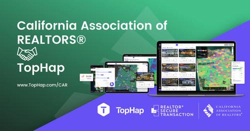 California Association of REALTORS(r) + TopHap