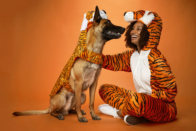 """Petco is helping pets and their parents brew up new levels of Halloween magic this year with the return of the always popular """"Bootique"""" collection, including expanded costume types and sizes for the entire family: cats, dogs, guinea pigs, bearded dragons and pet parents alike."""