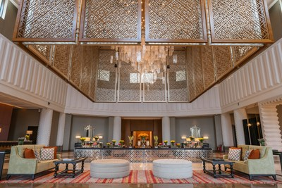 THE LEELA PALACES, HOTELS AND RESORTS ANNOUNCES THE OPENING OF THE LEELA GANDHINAGAR IN GUJARAT'S VIBRANT CAPITAL CITY