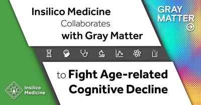 Insilico Medicine Collaborates with Gray Matter