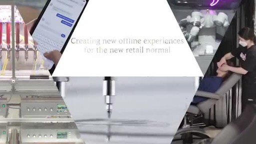 Creating new offline experiences for the new retail normal...