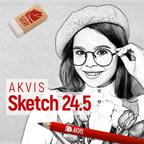 AKVIS Sketch 24.5: Digital Art & Pencil Drawings Creator...
