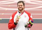 Deux médailles d'or pour le Canada au jour 8 des Jeux paralympiques de 2020 à Tokyo