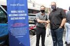 State Senator Gustavo Rivera Visits Mobile Health's Bronx Clinic...