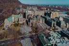 Ancien Hôpital Royal Victoria - Grande réflexion sur le réaménagement d'un site ancestral