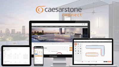 Caesarstone Connect™ is a true differentiator in our industry and is already proving to be a valuable sales tool for retailers, helping to simplify the design process, drive sales and enhance customer experience and engagement.