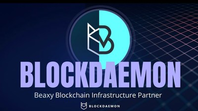 Blockdaemon is tapped to provide Beaxy.com with an uber reliable node infrastructure for both listing new cryptocurrencies and infrastructure reliability.