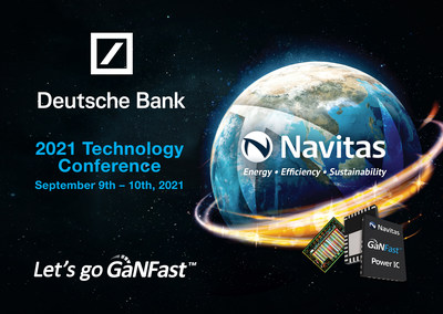 Navitas Semiconductor at Deutsche Bank Technology Conference