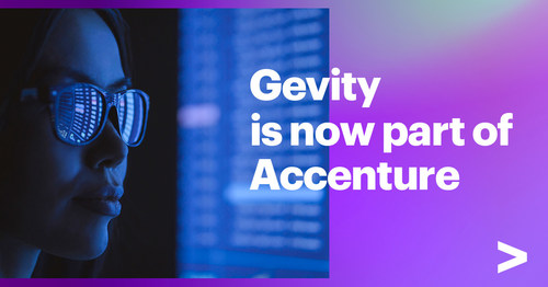 Accenture Acquires Gevity to Bolster Health Transformation Service Capabilities in Canada (CNW Group/Accenture)