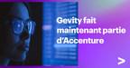 Accenture fait l'acquisition de Gevity pour renforcer ses capacités en matière de services de transformation de la santé au Canada