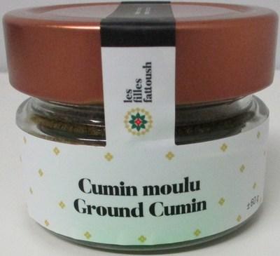 Cumin moulu (Groupe CNW/Ministère de l'Agriculture, des Pêcheries et de l'Alimentation)