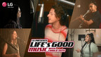 LG Spreads a Message of Hope with Charlie Puth...