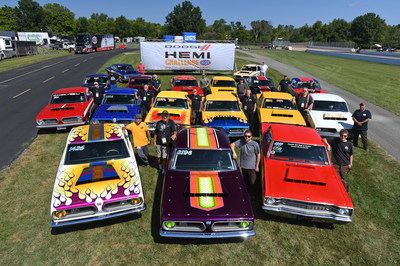 """Dodge HEMI® Challenge celebrates 20th Anniversary at the """"Big Go"""" in Indianapolis this weekend."""
