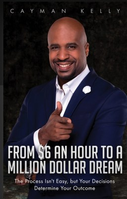 """To learn more about the early days of Kelly's career, check out his #1 Bestselling Amazon memoir, """"From $6 an Hour to a Million Dollar Dream."""""""
