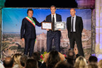Sporting Legends Shine on a Magical Evening at the Menarini Fair...
