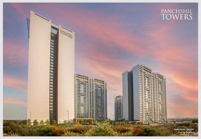 Panchshil Towers, Pune (PRNewsfoto/Panchshil Realty)