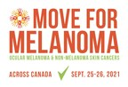 Move for Melanoma Teams Up with Vancouver Canucks' JT Miller to Raise $75,000 to Help Canadian Skin Cancer Patients Reach Treatment