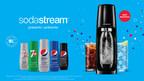 SodaStream présente les boissons de PepsiCo à faire soi-même au Canada