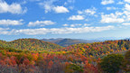 Fall Color Forecast 2021: A Colorful Season Ahead for the Blue Ridge Mountains + Eco-friendly Offerings + Asheville Travel News