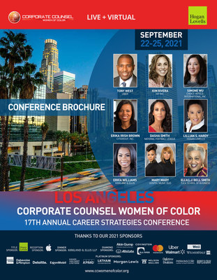 Corporate Counsel Women of Color Career Strategies Conference Brochure