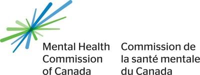 Logo Mental Health Commission of Canada (CNW Group/Mental Health Commission of Canada)