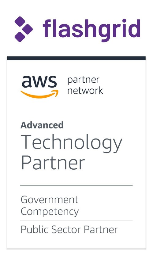 FlashGrid AWS Government Competency and Public Sector Partner