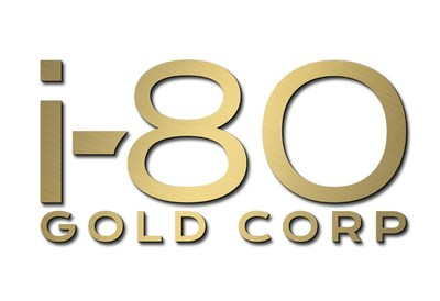 i-80 Gold Corp标志(CNW Group/i-80 Gold Corp)