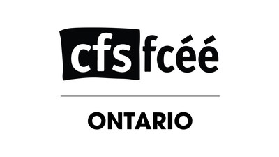 Candian Federation of Students Ontario (CNW Group/Canadian Federation of Students - Ontario)