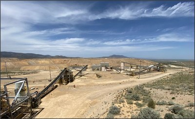 Figure 6 - Ruby Hill Infrastructure (CNW Group/i-80 Gold Corp)