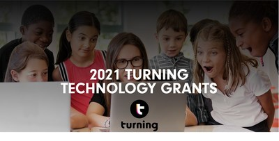 Turning is accepting applications for $5K technology grants at turning.com/grants