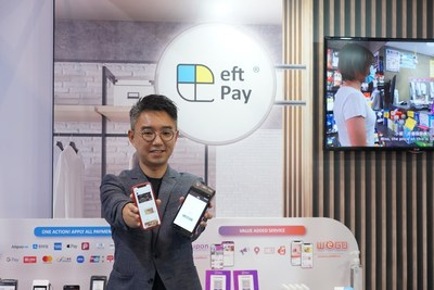 Mr. Andrew Lo, Chairman and Chief Executive Officer of eft Payments (Asia)
