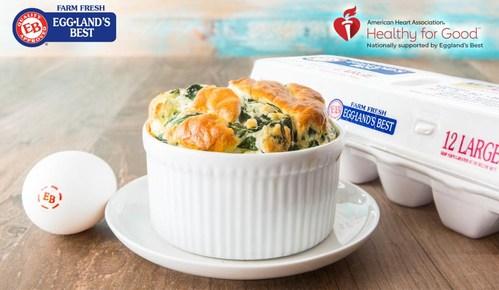 Eggland's Best & AHA Souffle Recipe