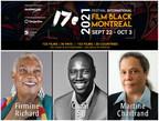第17届MIBF:OMAR SY将在蒙特利尔国际黑人电影节上获得荣誉+来自30个国家的134部电影!