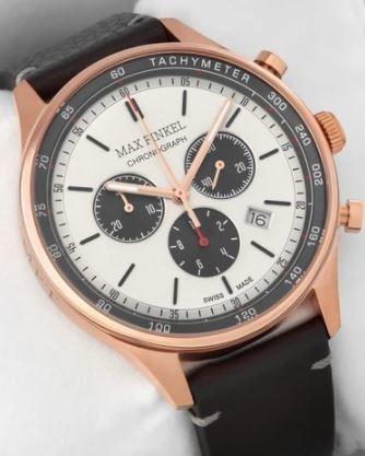Swiss Watch Max Finkel Moment LLC