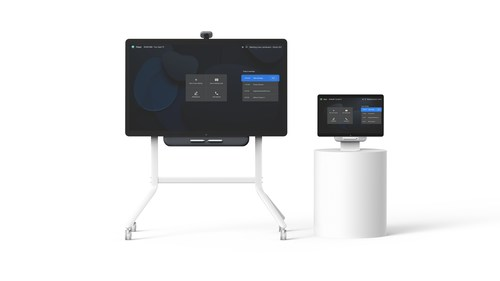 Developed with Google Workspace to bring meeting equity to everyone both in-person and remote, the new Google Meet Series One Desk 27 and Board 65 by Avocor combine video conferencing and digital whiteboarding to provide robust meeting experiences for teams looking for more inclusive and immersive collaboration.