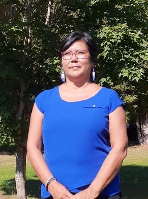 Lucie Dubé, étudiante à la maîtrise sur mesure en études autochtones à l'UQAT (Groupe CNW/Université du Québec en Abitibi-Témiscamingue (UQAT))