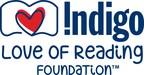 "Indigo Love of Reading Foundation发起了第12届年度""采纳学校""计划,以丰富小学图书馆"