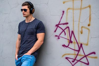 New thinksound™ headphones are first to use Eastman Trēva™ engineering bioplastic.