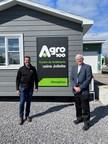 Agro-100 Ltée de Joliette et Axter Agroscience de Saint-Hilaire fusionnent sous l'appellation Agro-100