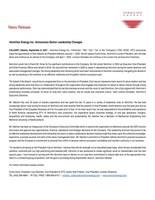 Vermilion Energy Inc. Announces Senior Leadership Changes (CNW Group/Vermilion Energy Inc.)