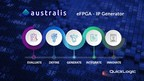 QuickLogic Announces Australis™ eFPGA IP Generator...