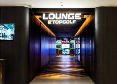The new Shanghai Lounge by Topgolf is set to open September 14, 2021