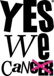 Yeswecan!cer Logo (CNW Group/AMP Alternative Medical Products Inc.)