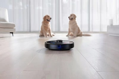RoboVac X80 is perfect to clean pet hair