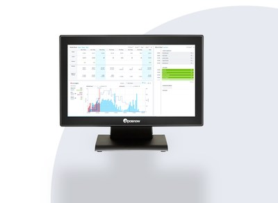 Tanda platform integrated onto the Epos Now all-in-one solution