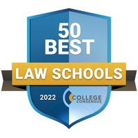 College Consensus 50 Best Law Schools for 2022