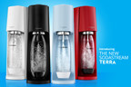 """SodaStream Introduces """"Terra"""", the Next Generation of Sparkling..."""