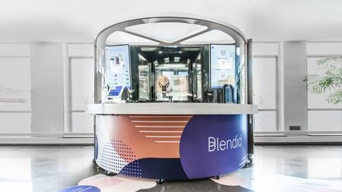 Blendid Kiosk