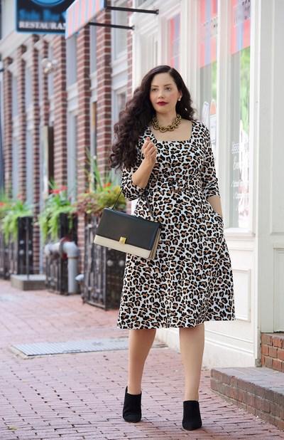 Girl With Curves_Tanesha Awasthi_Ponte Dress