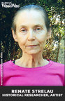 Renate Strelau Celebrated for Excellence in Historical Research...